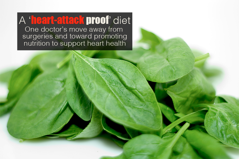 heart attack proof diet