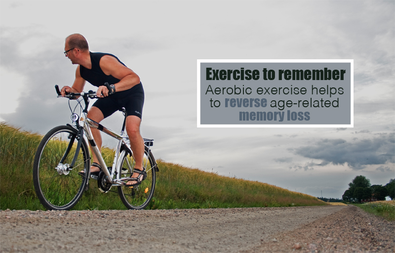 exercise memory loss